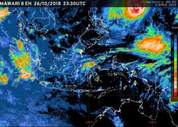 TNI AU: Perkiraan Cuaca Hari Ini untuk Wilayah Jabar dan Tasikmalaya