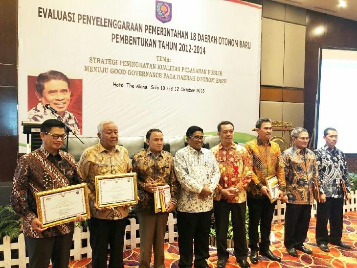 Tahun Ini, Pangandaran Kembali Raih Predikat DOB Terbaik Se-Indonesia