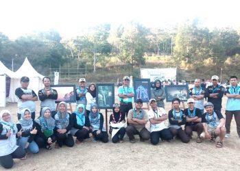 Hadiri Raimuna, Saka Wanabakti Kota Bandung Kenalkan Wisata Hutan BDU