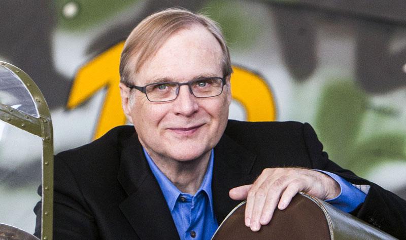 Paul Allen, Pendiri Microsoft Tutup Usia