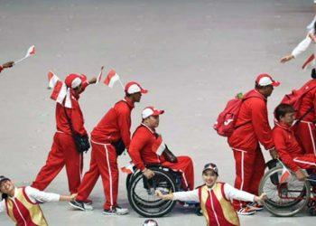 Ini Besaran Bonus Atlet Indonesia Pada Asian Para Games 2018