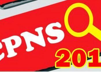 Pendaftaran CPNS Ditutup 15 Oktober 2018