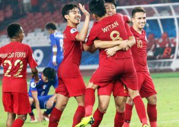AFC U-19: Timnas Indonesia Bersaing Ketat dengan UEA
