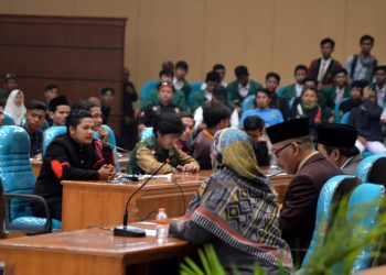 Marak LGBT; Mahasiswa, Aktivis dan Ormas Islam Desak Pemerintah Buat Perda Tata Nilai, DPRD: Anggarannya Terbatas