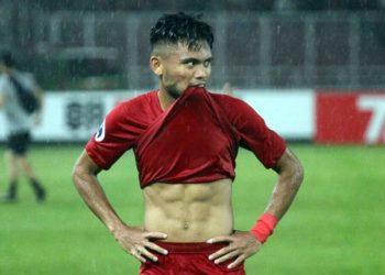 Saddil Ramdani Pasrah Statusnya di Timnas