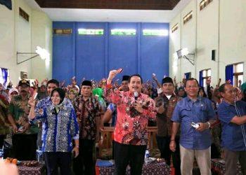 TKSK Kabupaten Pangandaran Dampingi Program BPNT Sesuai Prosedur