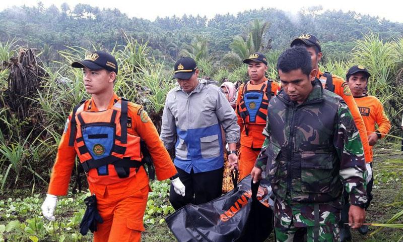 Fajar, Korban ke 6 Banjir Bandang Cipatujah Ditemukan
