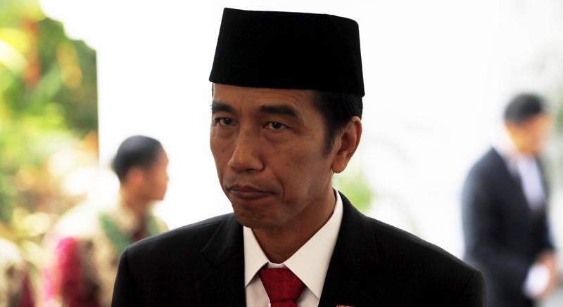 Jokowi Serukan Hijrah