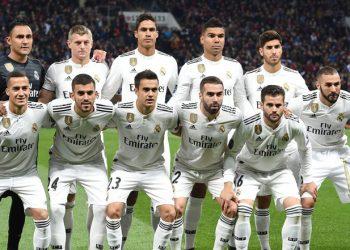 Torehan Buruk Diukir Real Madrid