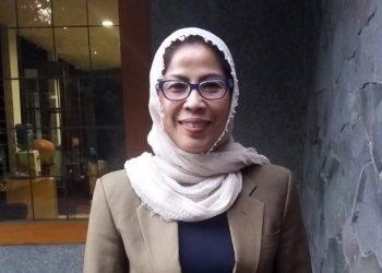 Ketua DPRD KBB, Hj. Ida Widaningsih