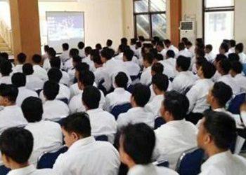520 Orang Bersaing Ketat untuk Formasi CPNS KBB
