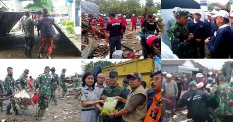 Masyarakat Diminta Berperan dalam Penanggulangan Bencana Tsunami
