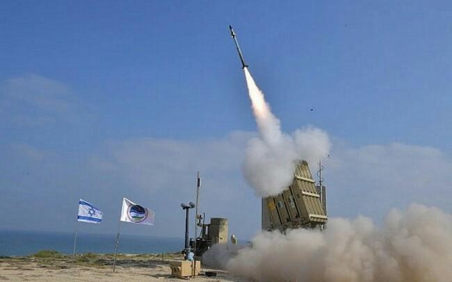 Rudal Ofensif Milik Israel | Net
