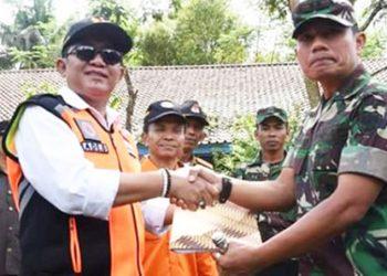 Dandim 0612 Kembali Serahkan Incident Commander kepada Pemkab Tasik