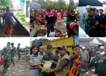 Pangdam III/Siliwangi Imbau Seluruh Komponen Masyarakat untuk Berperan dalam Penanggulangan Bencana Tsunami