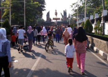 Asyiknya Tamasya di Sri Baduga Purwakarta