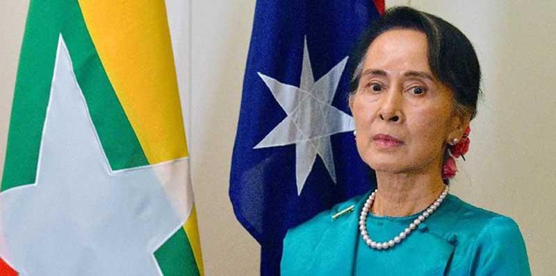 Penghargaan untuk Suu Kyi Kembali Dicabut Lantaran Ini