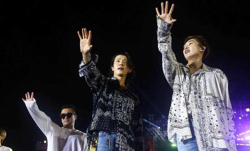 Super Junior dan Dira Sugandi Rencanakan Kolaborasi