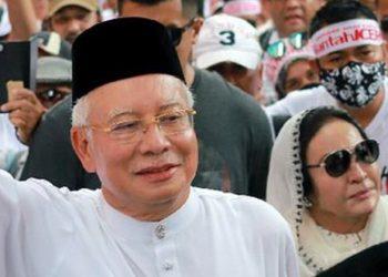 Usai Aksi 812, Najib Razak Kembali Ditangkap