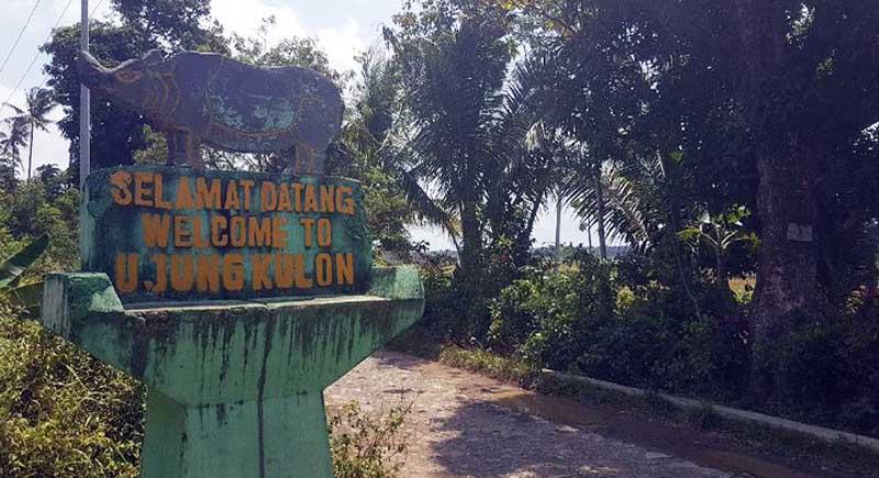 Fasilitas di Taman Nasional Ujung Kulon Rusak Diterjang Tsunami