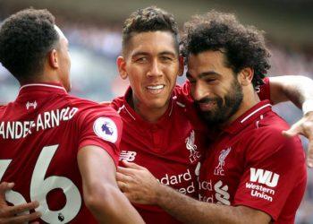 Liverpool Lolos 16 Besar Liga Champions
