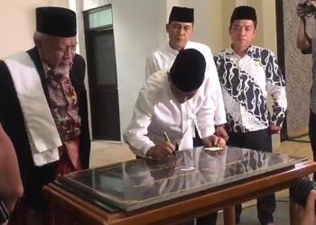 Masjid Assalam Di Pemerintahan Kota Cimahi Siap Berikan Kesejukan