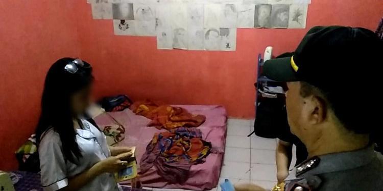 Ngamar, Pasangan Remaja Diciduk Aparat