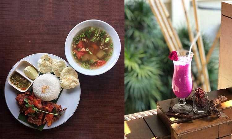 Sambut Keromantisan, Karangsetra Hotel and Cottage Sajikan Menu Sweet February