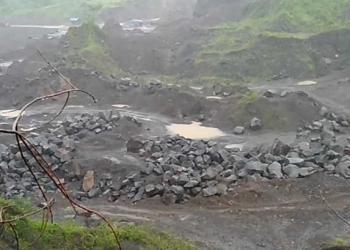Walhi Jabar Menilai Galian C di Kota Tasik Murni Pidana