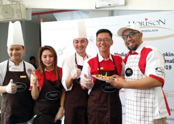 Horison Tasikmalaya Gelar Media Luncheon dan Cooking Class