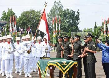 285 Bintara Remaja Lulusan Dikmaba TNI AD TA. 2018 Resmi Dilantik