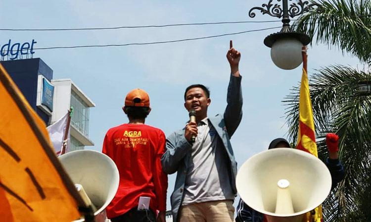 BEM SI Jabar Desak Ridwan Kamil Fokus Jadi Gubernur Bukan Timses