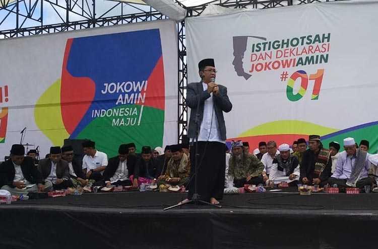 Bupati Tasik Ajak Masyarakat Sambut Pemilu dengan Sukacita