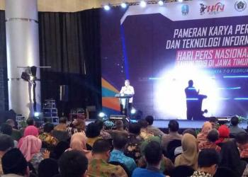 HPN 2019, Jokowi Dianugerahi Kemerdekaan Pers