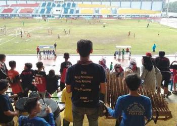Ketika Riuh Antusiasme Supporter di Penutupan Jatira Bandung Soccer Cup