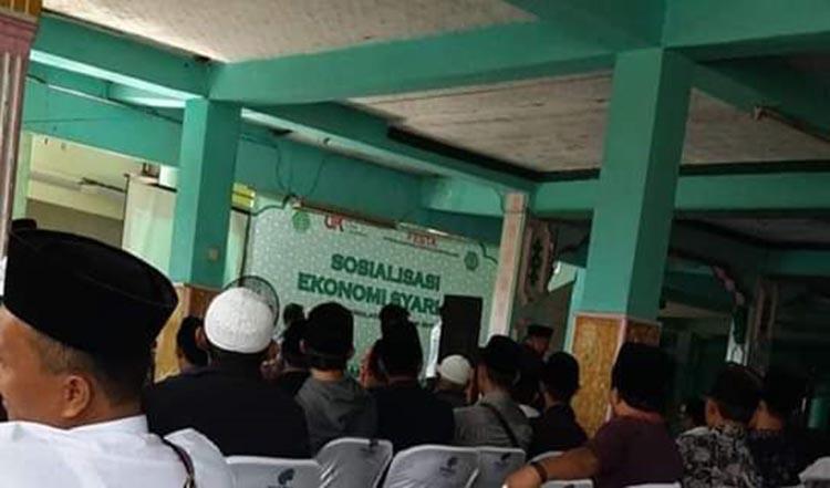 Mulanya Workshop Ekonomi Syariah, Ujungnya Deklarasi Jokowi-Ma'ruf