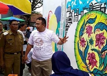 Mural Jadi Upaya Ikhtiar Memupus Vandal