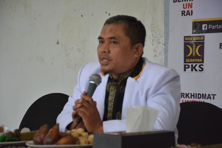 PKS Kota Tasik Optimis Kemenangan Prabowo-Sandi 80 Persen