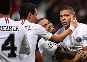 PSG Kalahkan MU di Old Trafford 2 Gol Tanpa Balas