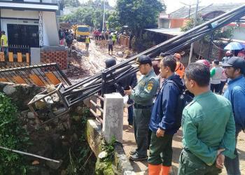 Pasca Banjir Bandang, Perhutani Pastikan Hutan Gunung Manglayang Tidak Gundul