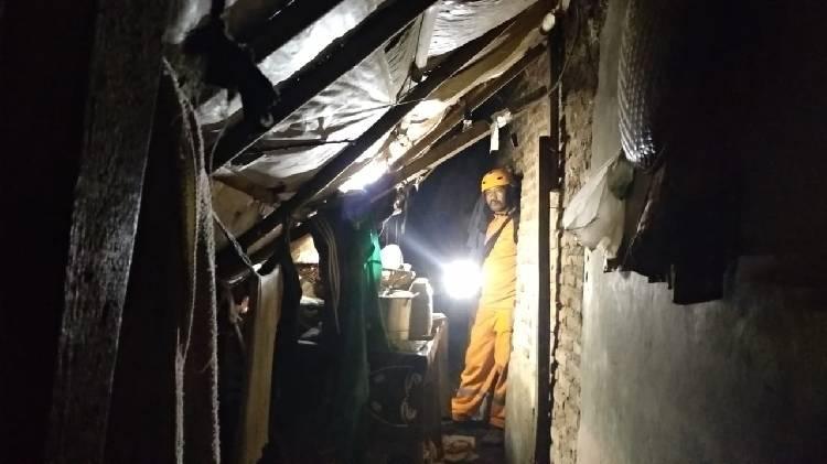 Puting Beliung Hantam Cikadu: 4 Rumah Rusak, Dua Pohon Tumbang