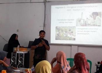SDN 47 Kota Jambi Diseminasikan Program PINTAR Melalui Fasilitator Guru