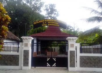 Sumur Njero, Sumur Petilasan Bupati Pacitan Pertama RadenTumenggung Notopuro