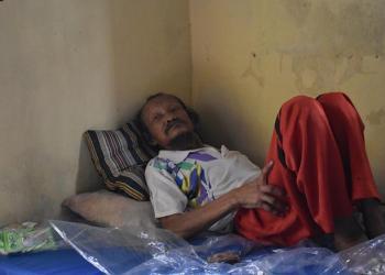 Warga Berharap Pemkot Cimahi Ikut Membantu Kakek Ato