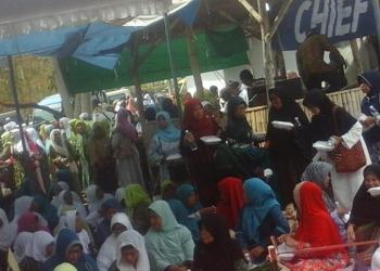 Deklarasi JKSN di Kaltim, Kurma Turunkan 1.000 Anggota