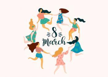 International Women's Day 2019, Luna Maya dan Urgensi Vaksinasi HPV