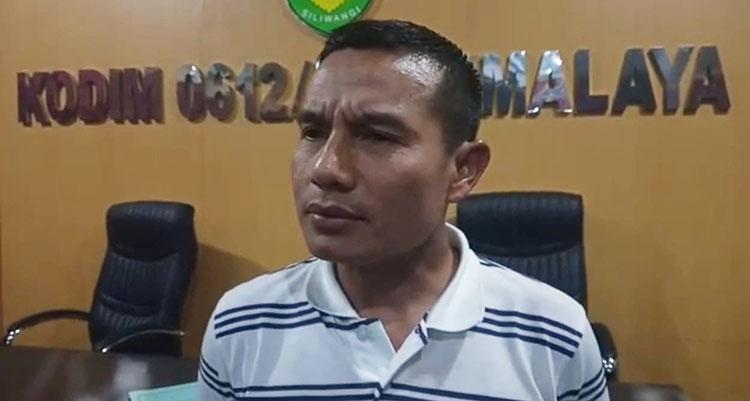 Jelang Pilpres 2019, Dandim 0612 Tasik Minta Anggota TNI Harus Netral