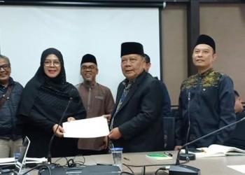 Caleg DPR RI Imas Karyamah Didukung Tokoh masyarakat