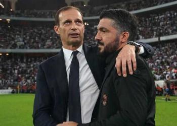 Juventus Kalahkan Milan, Satu Kaki Injak Juara Serie A