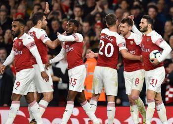 Liga Europa Arsenal Kalahkan Napoli 2 Gol Tanpa Balas
